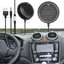 5V Bluetooth V4.0 NFC Freisprech Auto AUX Kit Für Smartphone Tablet MP3/MP4