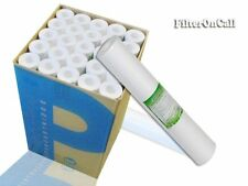 """(25)-20"""" x 2.5"""" Sediment Water Filters/Whole House/RO NSF Certified 5 micron"""