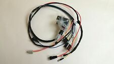 1968 1969 Camaro Nova Engine Starter Wiring Harness Big Block HEI Warning Lights