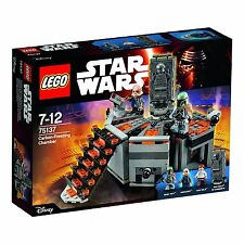LEGO Star Wars TM 75137 Carbon-Freezing Chamber - Brand New