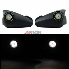 Black Vision LED Handguards 8 Watts fit ATV MX Off-Road Dirtbike Motorcycle