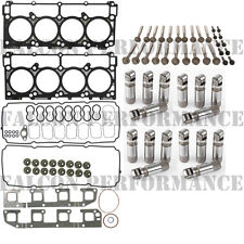 Chrysler/Dodge 5.7 HEMI Cylinder Head Gasket Set+Bolts+USA Lifters 03-08 NON-MDS