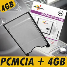 X204 GLK-Klasse 4GB PCMCIA CF Multi Card Reader KIT MB Mercedes Benz Comand APS