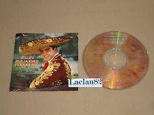 Alejandro Fernandez Grandes Exitos A La Manera 94 Columbia Cd Mexico