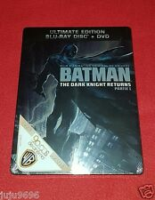 "Coffret Blu-Ray + DVD "" Batman the Dark Knight Returns "" partie 1"