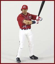 BRYCE HARPER McFarlane Playmakers MLB Series 4 Washington Nationals Figure NEW