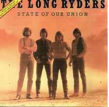 THE LONG RYDERS State Of Our Union rare CD Prima Rec RIDERS COAL PORTERS MAGI