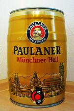 Paulaner Munich clair 2016 (EMPTY/LEER) canette de bière/beercan/gallon