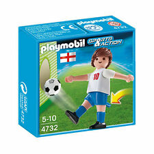 Playmobil England Football Player 4732