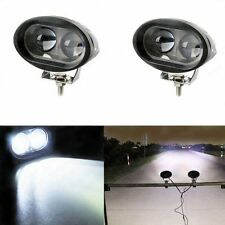 2Pcs 12V 24V 20W CREE LED White Car Truck 4WD Driving Spot Beam Light Bar Lamp