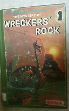 Mystery of Wrecker's Rock by William Arden Three investigators 0394973755