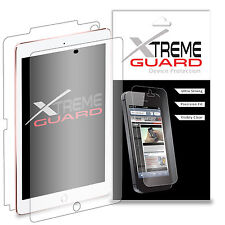 XtremeGuard FULL BODY (Front+Back) Screen Protector For Apple iPad Pro 9.7""