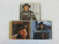 LOT OF 3 TRACE ADKINS CDS