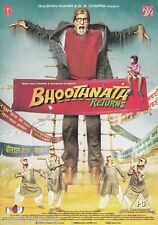 BHOOTHNATH RETURNS - OFFICIAL BOLLYWOOD 2 DISC DVD FREE POST - AMITABH BACHCHAN