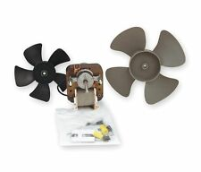 Universal Fan Replacement Electric Motor Kit with 2 Fan Blades 115 Volts