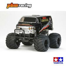 Tamiya Lunch Box Black Edition RC Electric 2wd Off Road Truck Kit to build 58546