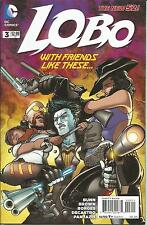 Lobo #3 New 52 (1st Print) DC Bunn, Brown, Decastro & Pantazis