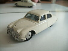 Corgi Toys Jaguar 2.4 Litre in White