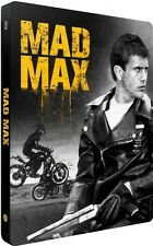 Mad Max - Blu-Ray - Steelbook - French Edition - George Miller