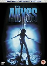 The Abyss Two-Disc Special Edition 1989  Ed Harris, Mary Elizabeth DVD