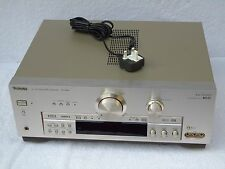 Technics SA-DA10 High Quality Dolby 5.1 Channel Home Theatre Cinema Receiver Amp