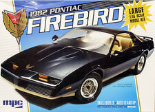 1982 Pontiac Firebird Muscle Car Large 1:16 MPC Model Kit Bausatz MPC858