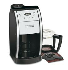 Automatic Coffee Machine Maker 12 Cup Kettle Pot Electric Grinder Brew Kitchen