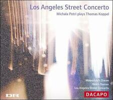 Los Angeles Street Concerto: Michala Petri plays Thomas Koppel, New Music