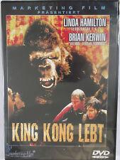King Kong lebt - nach seinem Absturz vom World Trade Center - Linda Hamilton