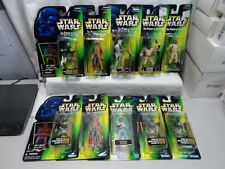 Lot of 10 Kenner Star Wars The Power of The Force Action Figures BOSSK 8D8