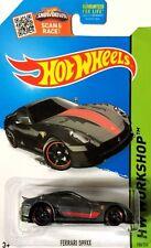 Hot Wheels 2015 - Ferrari 599XX (Grey) D Case #188