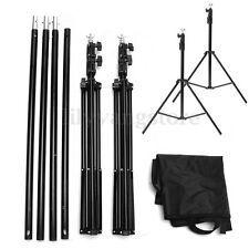 10Ft Adjustable Photography Photo Background Support Stand Backdrop Crossbar Kit