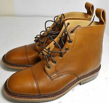 Loake Dovedale Tan Grain Boot 6 F - Slight Seconds RRP £235 (2806)