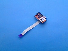 HP EliteBook 2570P Genuine Power Button Board with Ribbon ( 6050A2483901