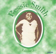 The Complete Recordings, Vol. 3 [Frog] by Bessie Smith (CD, Aug-2002, Frog)