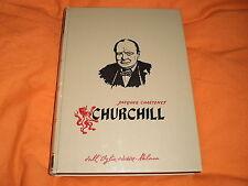 J. CASTENET CHURCHILL DALL'OGLIO 1964 CART. + ACETATO