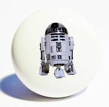 STAR WARS R2D2 HOME DECOR CERAMIC KNOB DRAWER CABINET PULL