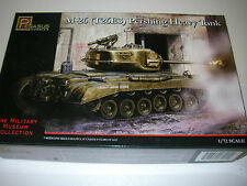 Pegasus Hobbies 7505 - M-26 (T26E3) Pershing Heavy Tank - 1:72 Plastic Model Kit