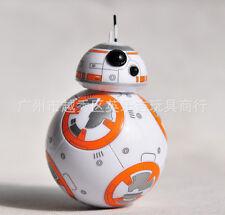 1Pcs Cartoon Star Wars BB-8 Robot Tumbler action figure toys Party Gifts E-94