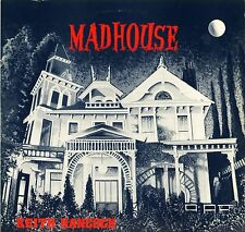 KEITH HANCOCK madhouse SPIV 101 uk spiv records 1988 LP PS EX/EX
