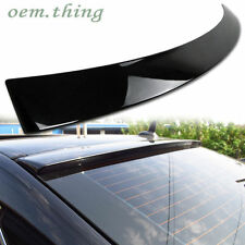 PAINTED MERCEDES BENZ W204 C-CLASS OE TYPE REAR ROOF SPOILER WING SEDAN 13 C300