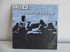 PH D I won't let you down pochette bleue ouverture par le haut 79209