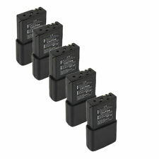 5pcs Pack Shell Case Cover on 5* AA Radio Battery for KENWOOD TK308 208 TH22AT Y