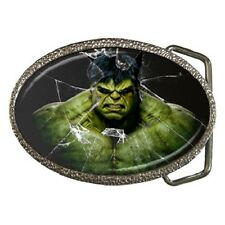 The Hulk Avengers Belt Buckle Free Shipping