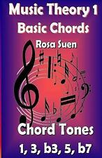 Learn Piano with Rosa: Music Theory - Basic Chords - Chord Tones 1, 3, B3, 5,...