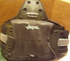 Aspen Vista Lumbar Adjustable Back Brace & Support One Size Adjustable