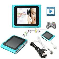 "6ème Génération MP3 MP4 MUSIC MEDIA PLAYER Jeux Film FM Ecran 1.8 ""LCD NEW C"