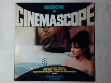 ARTHUR FIEDLER BOSTON POPS ORCHESTRA Musiche in cinemascope lp RARISSIMO PR0M0