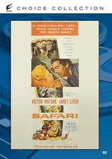 SAFARI (1956 Victor Mature) Region Free DVD - Sealed