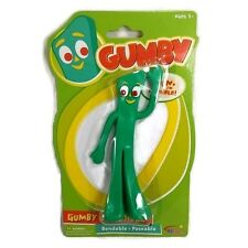6 Inch Bendable Poseable Gumby Character Action Figure